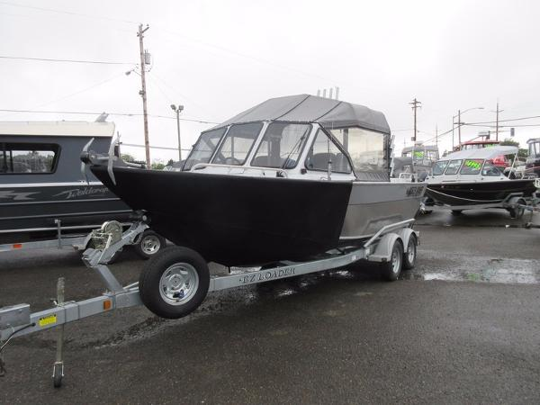 North River 21' Seahawk