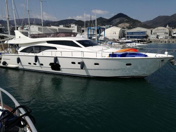 Ferretti Yachts Ferretti 681-15