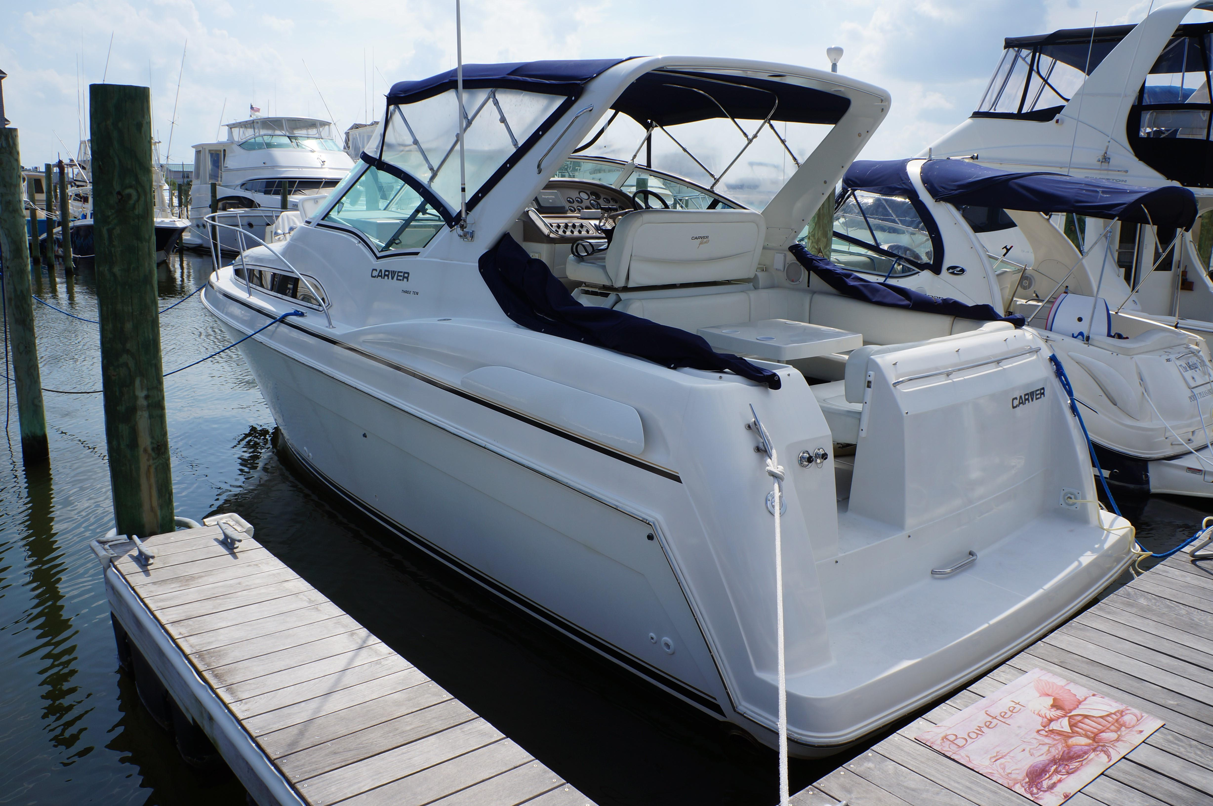 1997 Carver 310 Mid-Cabin w 2 STRM, Andover New Jersey - boats.com on