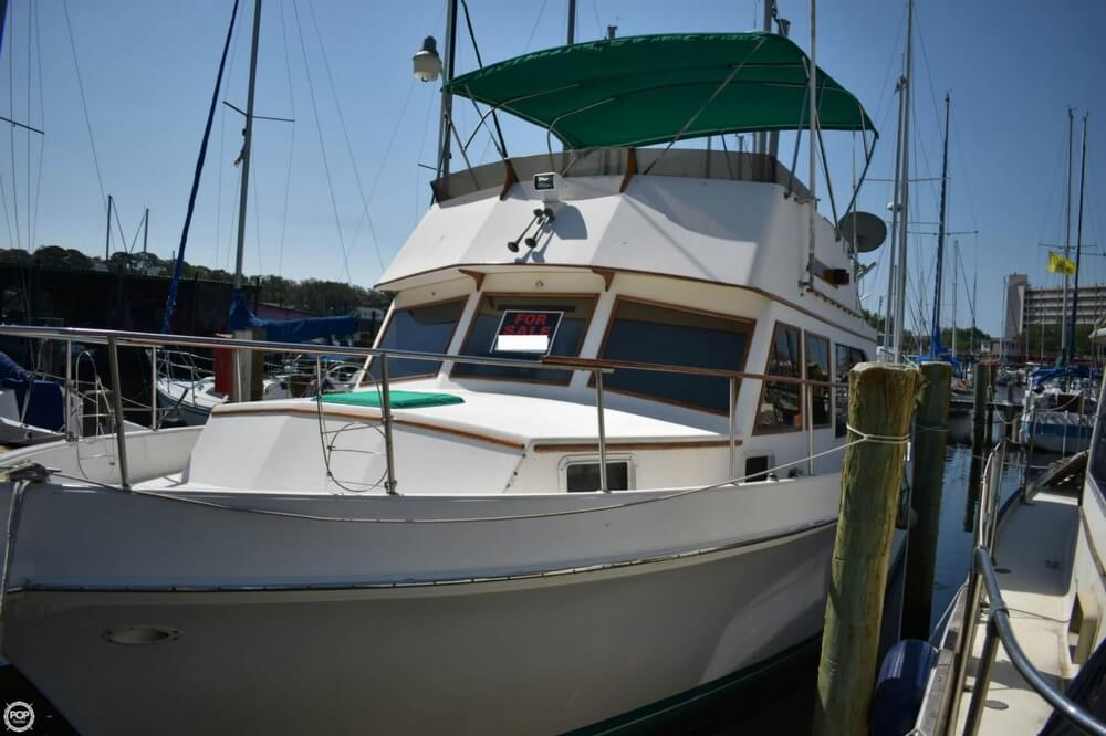 Ocean Yachts Flying Bridge Trawler 42 1980 Ocean Flying Bridge Trawler 42 for sale in Panama City, FL