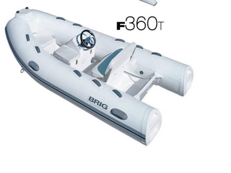 Brig Inflatable Boats Brig Falcon 360 Tender