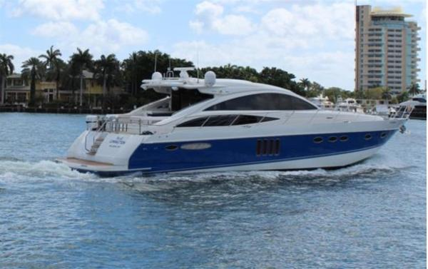 Viking Princess Sport Cruiser V-65