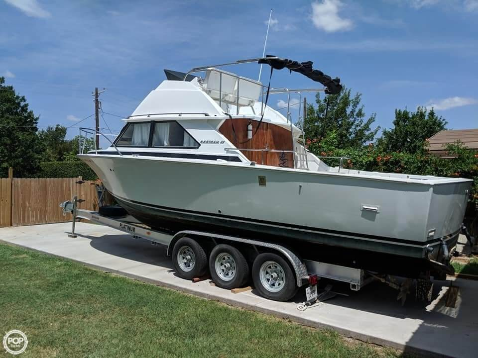 Bertram 28 Flybridge CRUISER 1979 Bertram 28 Flybridge for sale in Granbury, TX