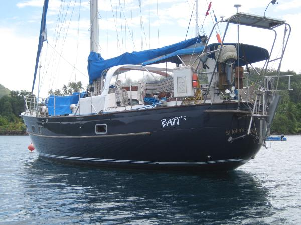 Brewer Pan Oceanic 46