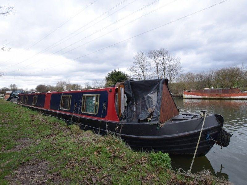 Narrowboat 65ft Semi Trad