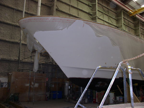 Bow and Bow Thruster