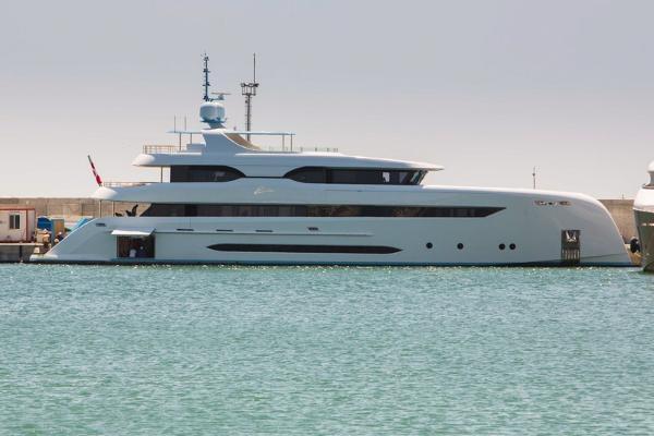 Bilgin Tri-Deck Motor Yacht