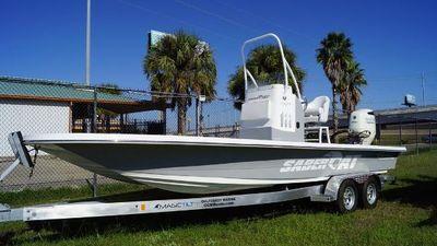 Gulf Coast Saber Cat 25'