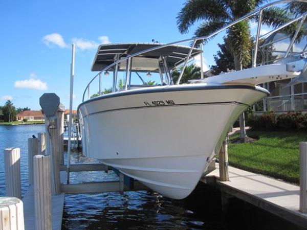 Grady-White 306 Bimini