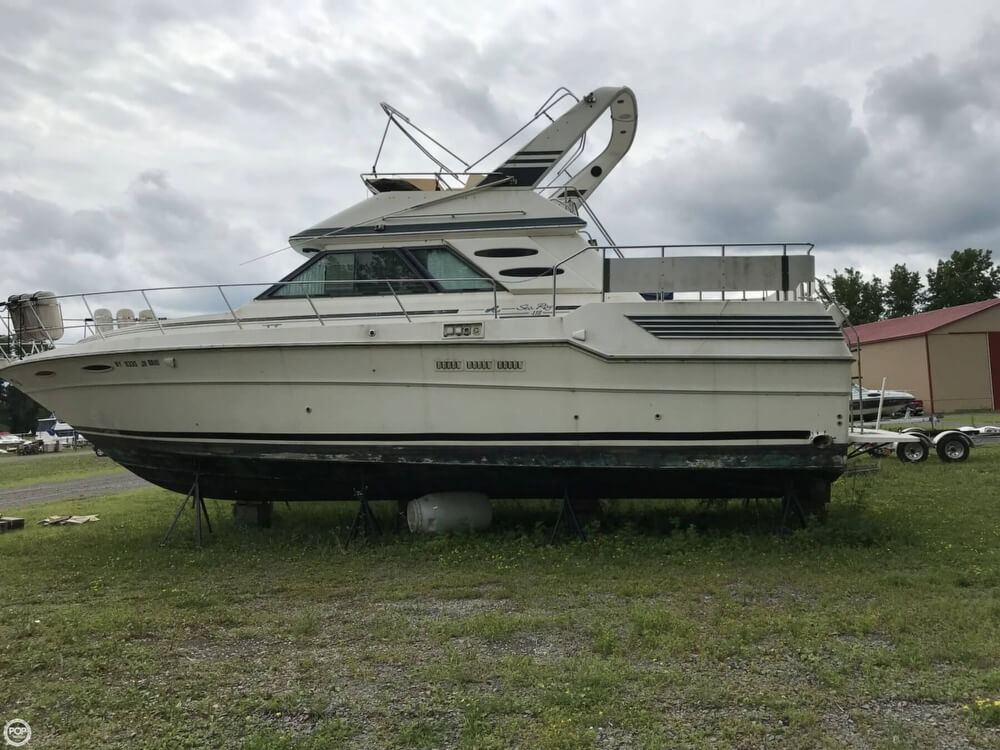 Sea Ray 410 Aft Cabin 1987 Sea Ray 410 Aft Cabin for sale in Watkins Glen, NY