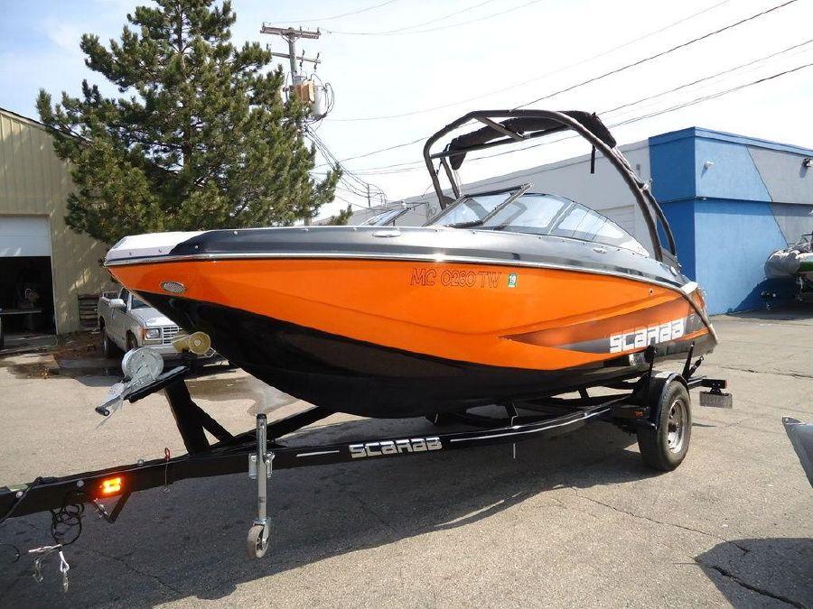 2016 Scarab 195 HO Impulse, Waterford Michigan - boats com