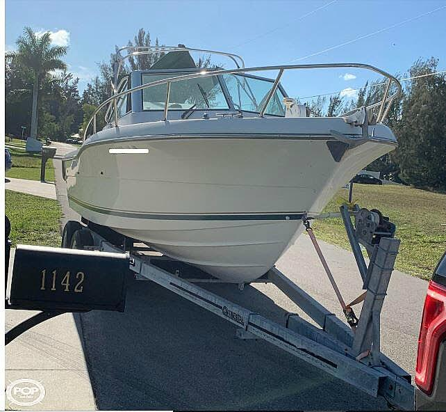 Pursuit 2460 Denali 1996 Pursuit 24 for sale in Cape Coral, FL