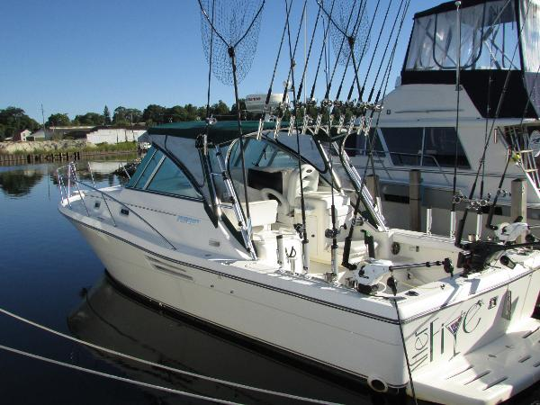 Used sports fishing boats for sale in michigan united for Fishing boats for sale in michigan