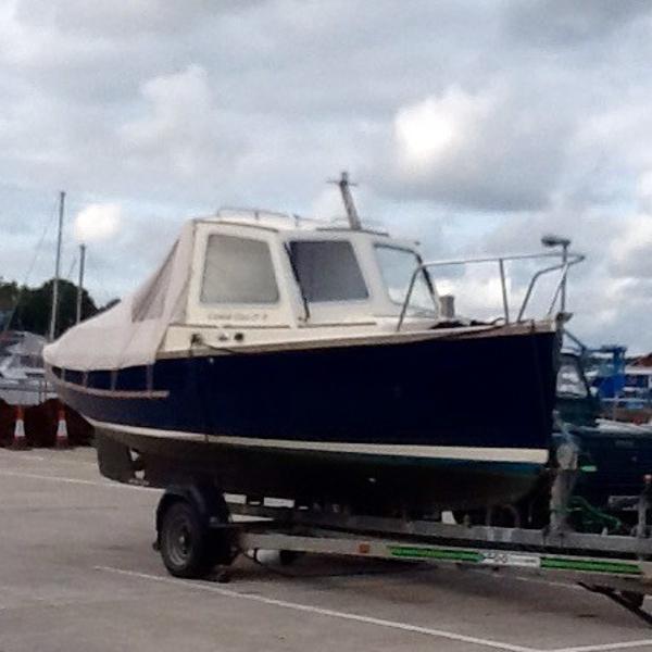 Cornish Crabbers Clam 19