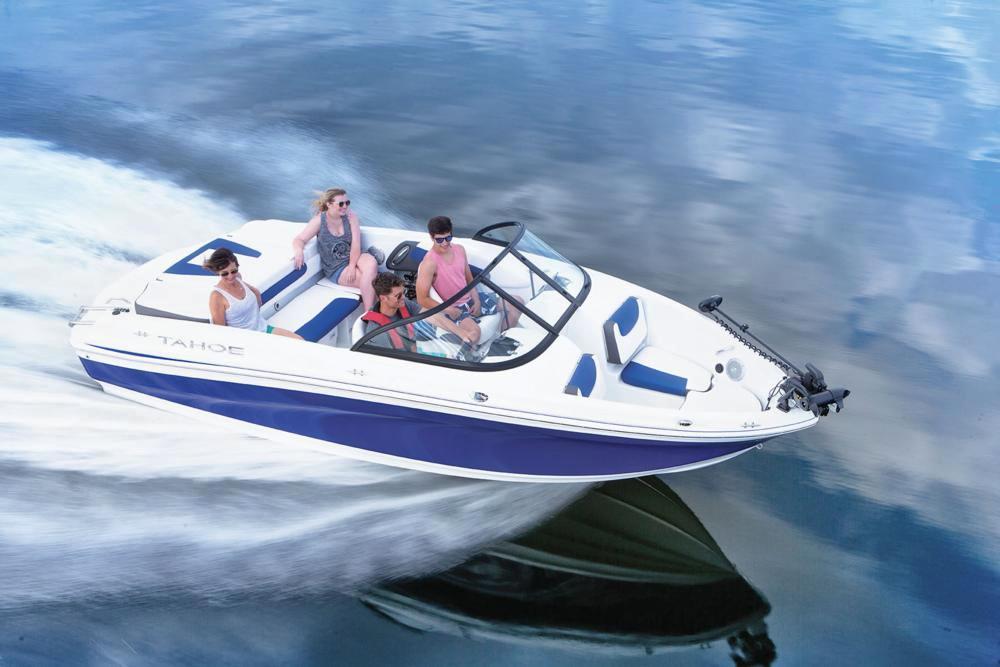 Tahoe Boat image