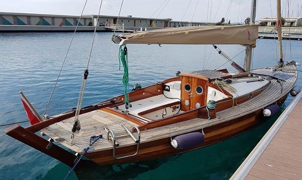 Folkboat 7.65