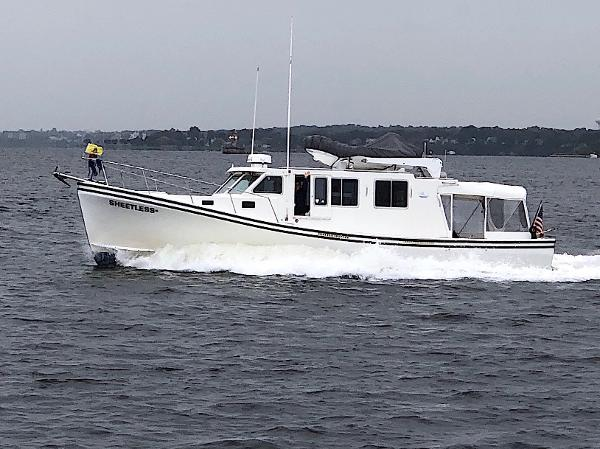 Provincial 42 Pleasure Boat
