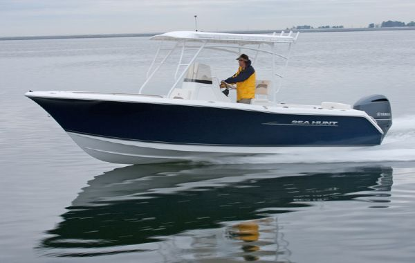 Sea Hunt 24 Edge