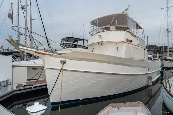 "Grand Banks Classic 49' Grand Banks ""VIOLETTE"""