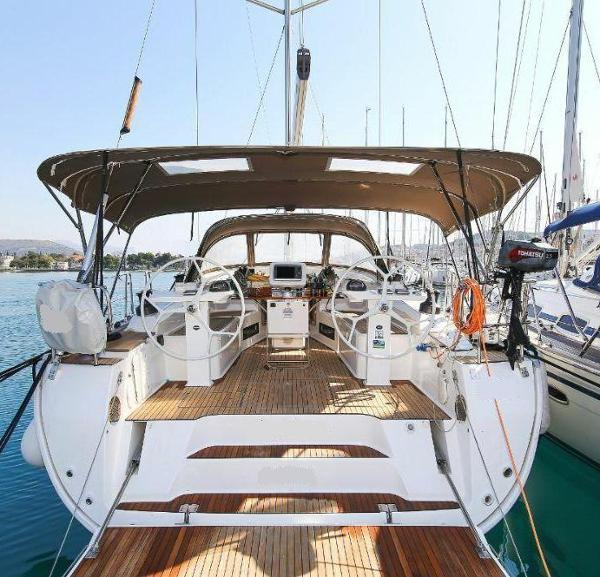 Bavaria 45 Cruiser / VAT paid