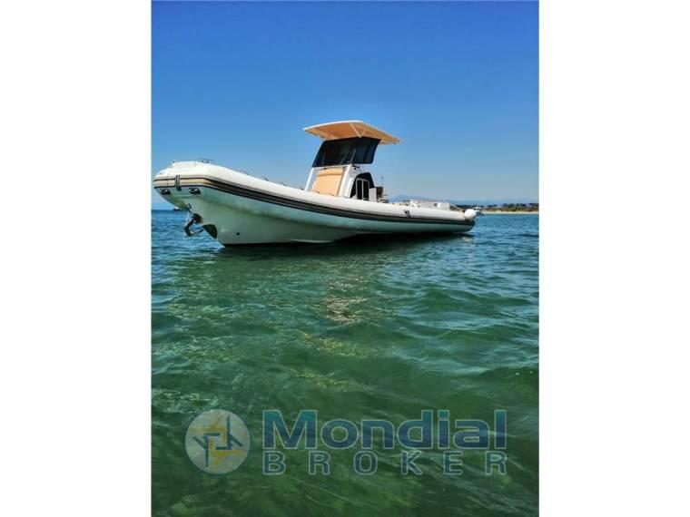 B.W.A Nautica BWA Nautica 34 Premium