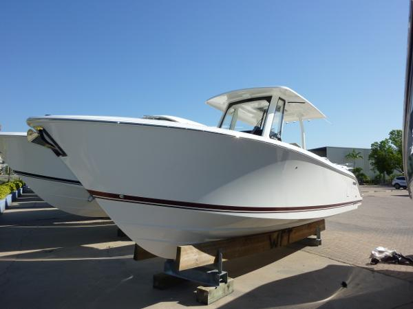 Pursuit 288 Sport
