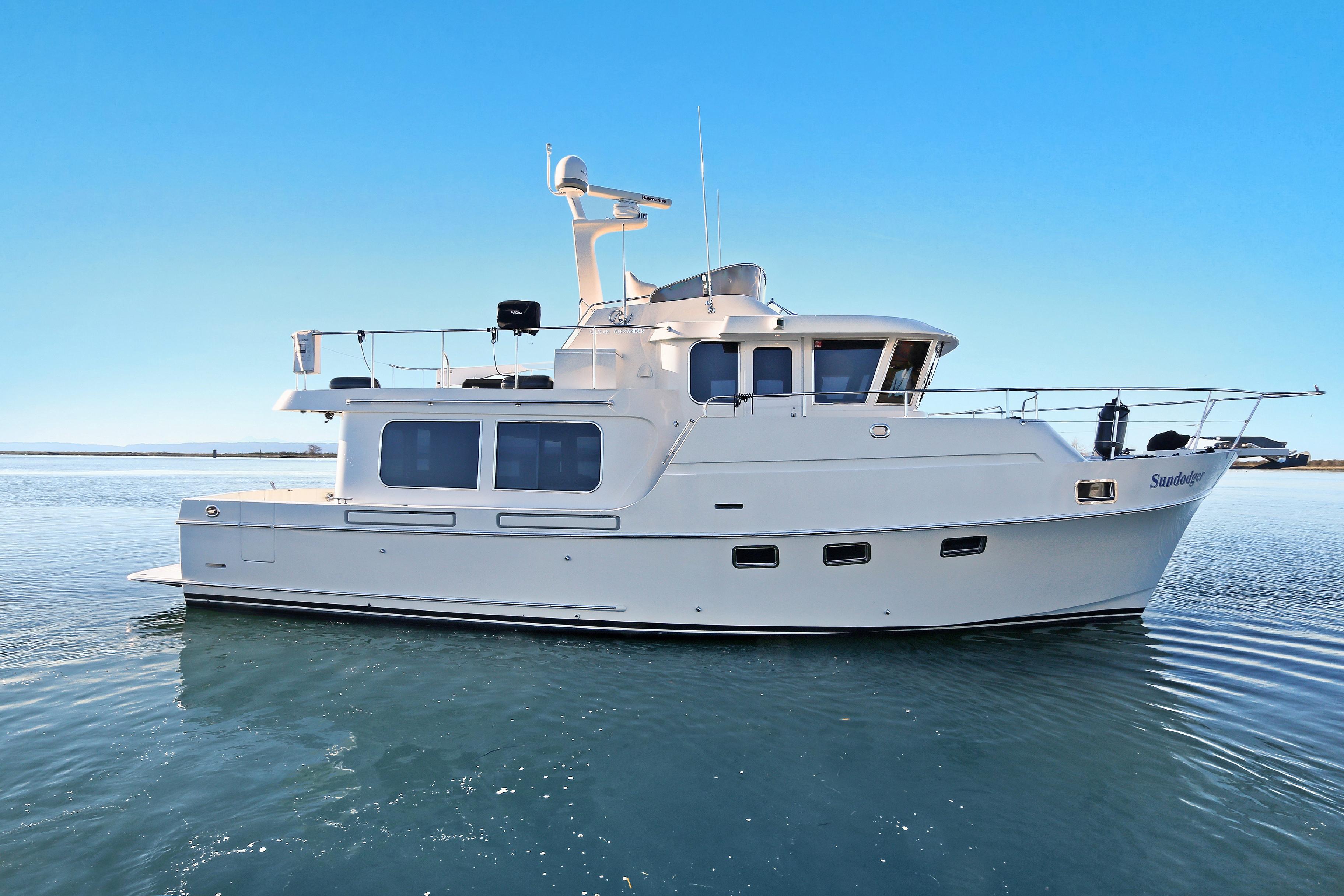 Ocean Alexander Classico Profile