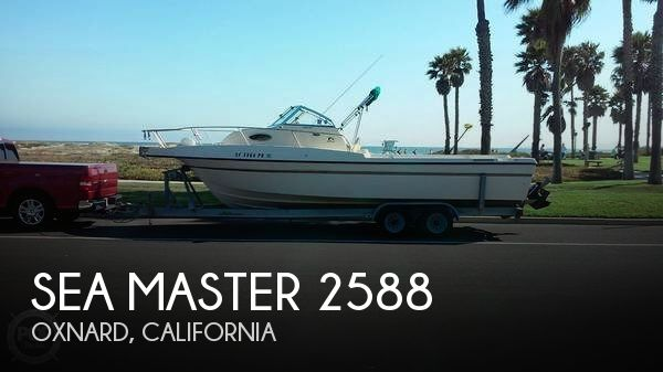 Sea Master 2588 1998 Sea Master 2588 for sale in Oxnard, CA