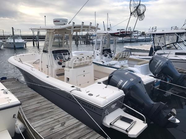 Grady-White 230 Fisherman