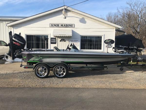 Legend Boats 211 Alpha