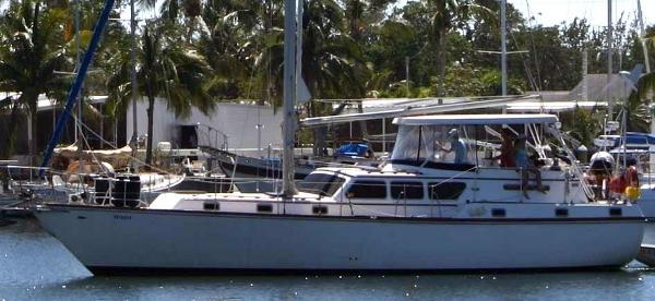 Gulfstar 47 Sailmaster VOYAGER