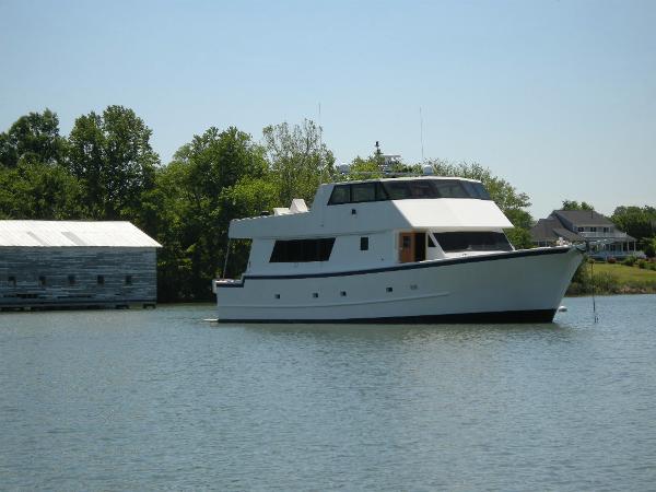Oceanstar Trawler