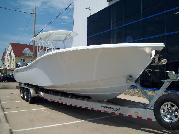 Yellowfin 36 Center Console