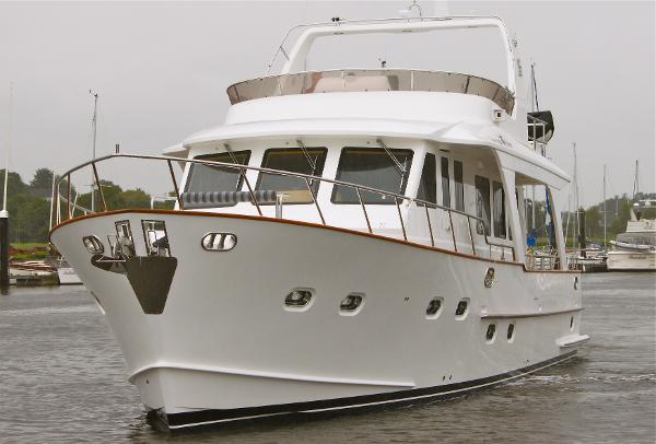 clipper motor yachts boats for sale