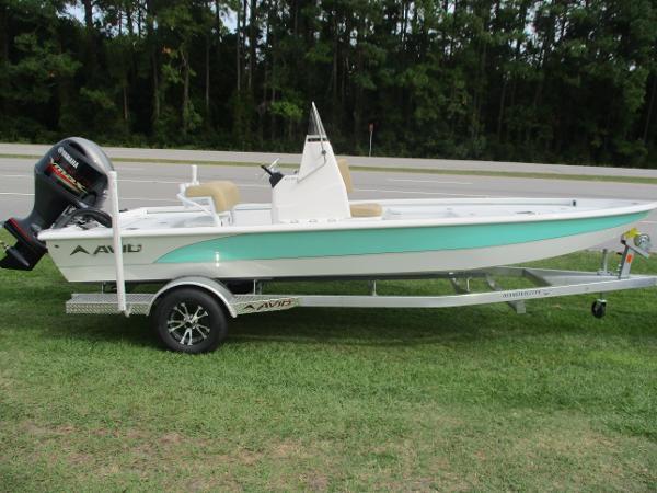 Avid Boats 21 FS