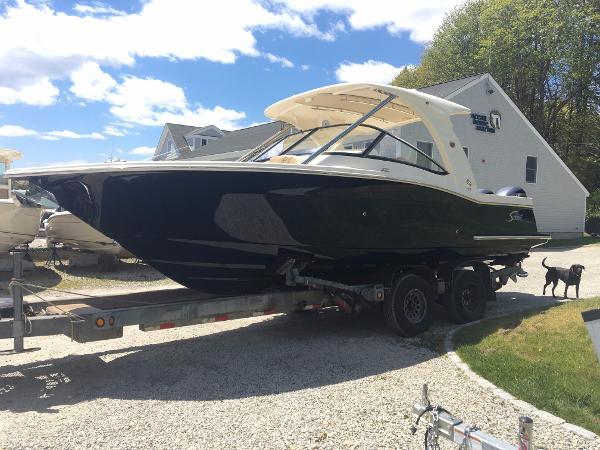 Scout Boats 275 Dorado