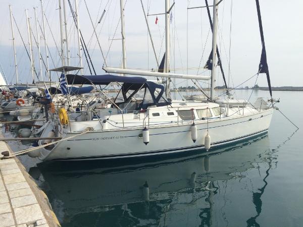 Jeanneau Sun Odyssey 43 DS Sun Odyssey 43 DS msp-384439 (15)