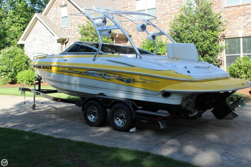 Crownline 230 LS RAZOR 2007 Crownline 230 LS Razor for sale in Alexander, AR