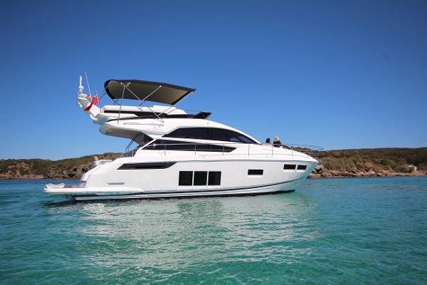 Fairline Squadron 48 Main Image