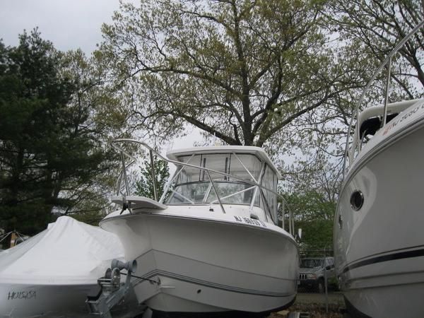 Sea-pro 235 WA Tourney Series