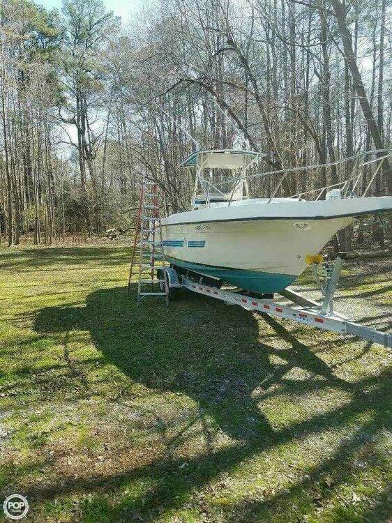 Stratos 2700 1996 Stratos 2700 for sale in Yorktown, VA