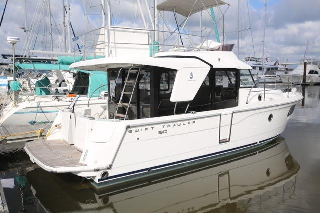 Beneteau Swift Trawler 30 2017 Beneteau Swift Trawler 30