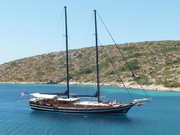 Aegean Bodrum Gulet
