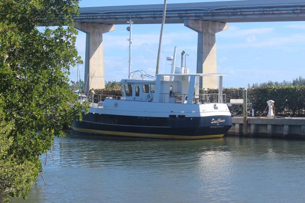 Bruce Roberts Spray Trawler Pro