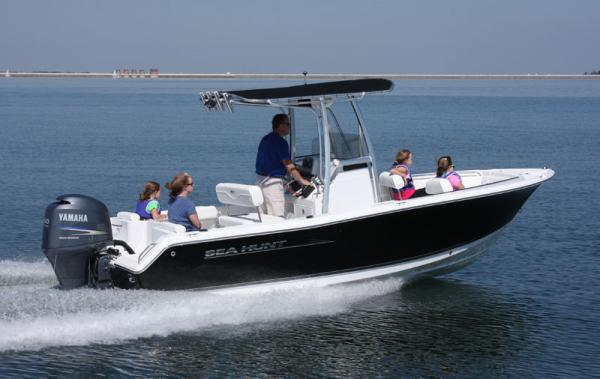Sea Hunt Triton 210 Manufacturer Provided Image