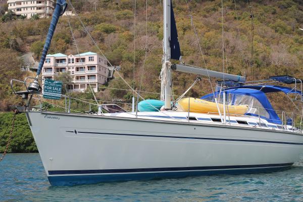 Bavaria 44 - SOLAR POWER At Anchor