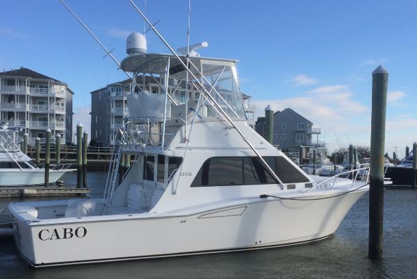 Cabo yachts 35 Flybridge Sportfisher 2003 35 Cabo
