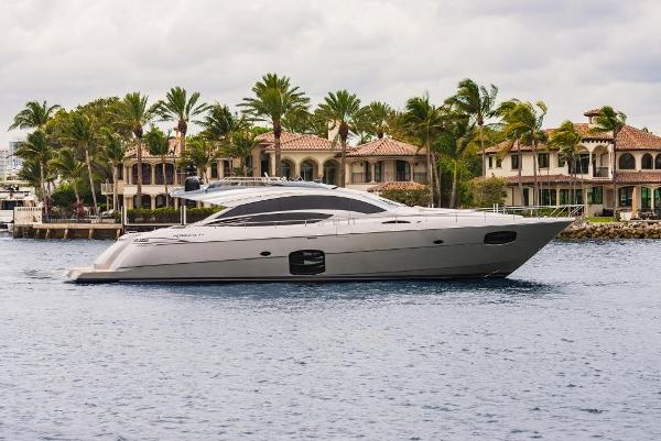Pershing 74 2016 Pershing 74 - Profile