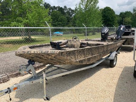 Duck Hunting Boats For Sale >> Lowe Duck Hunting Boats Roughneck 1756sc Boats For Sale Boats Com