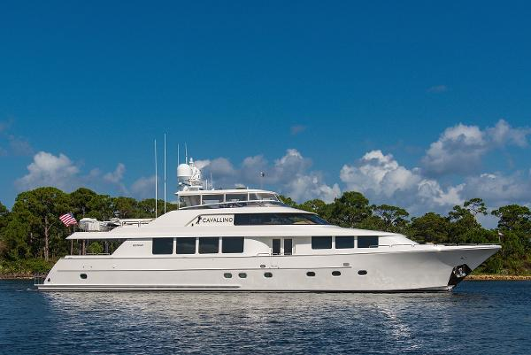 Westport Raised Pilothouse CAVALLINO